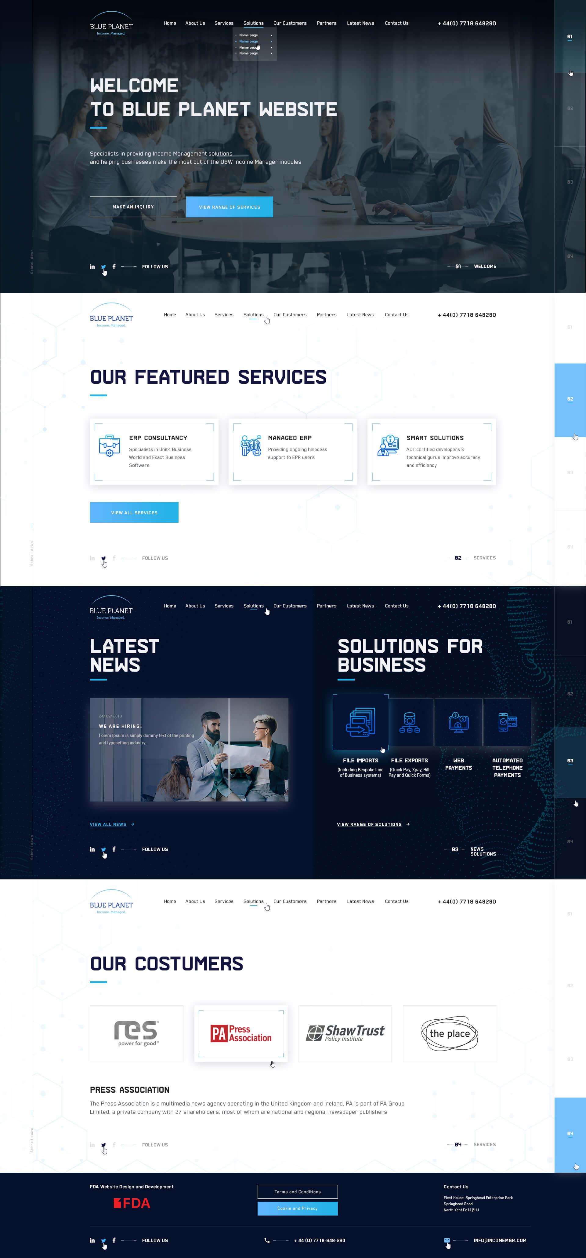 Blue Planet Soft (design)V2