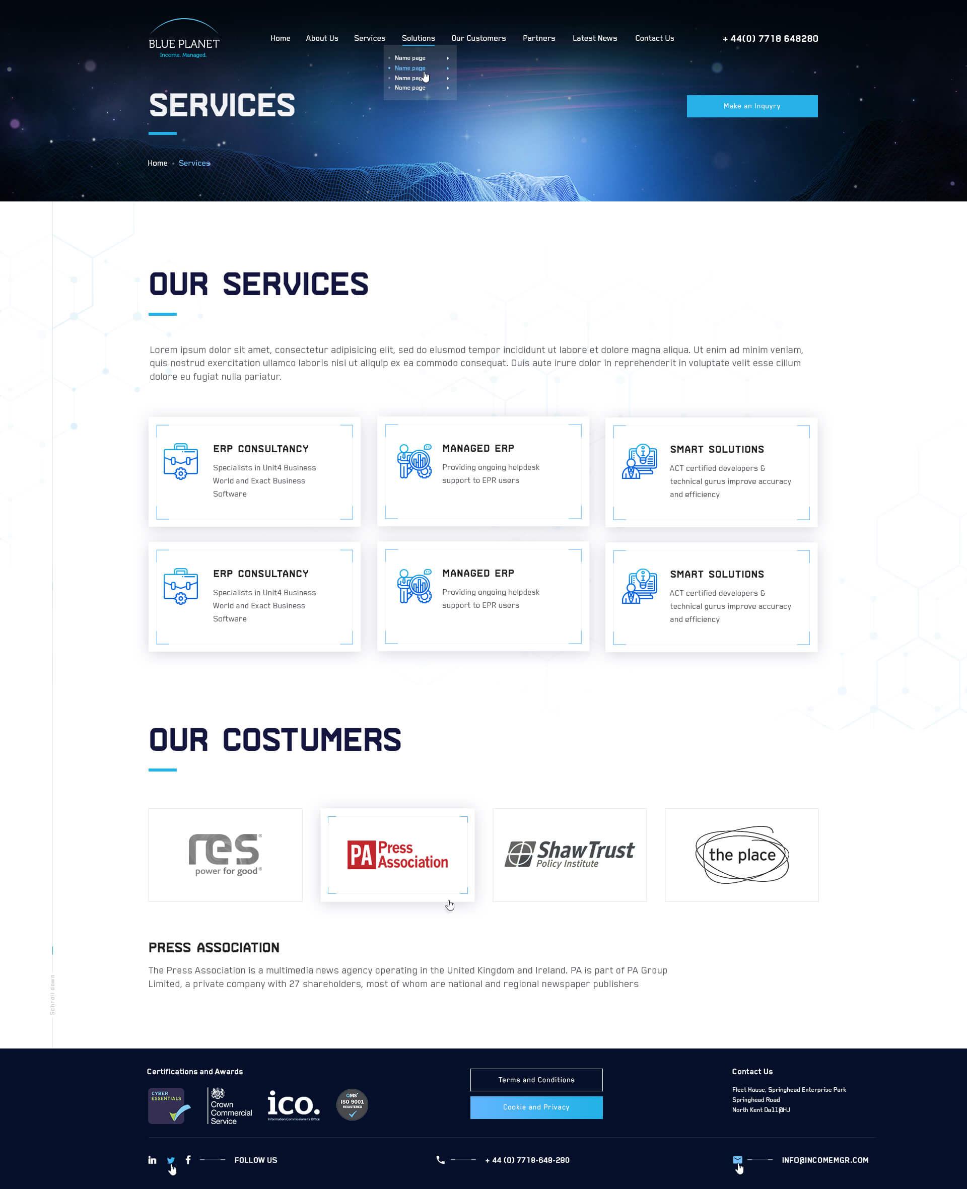 Blue Planet Soft_Services