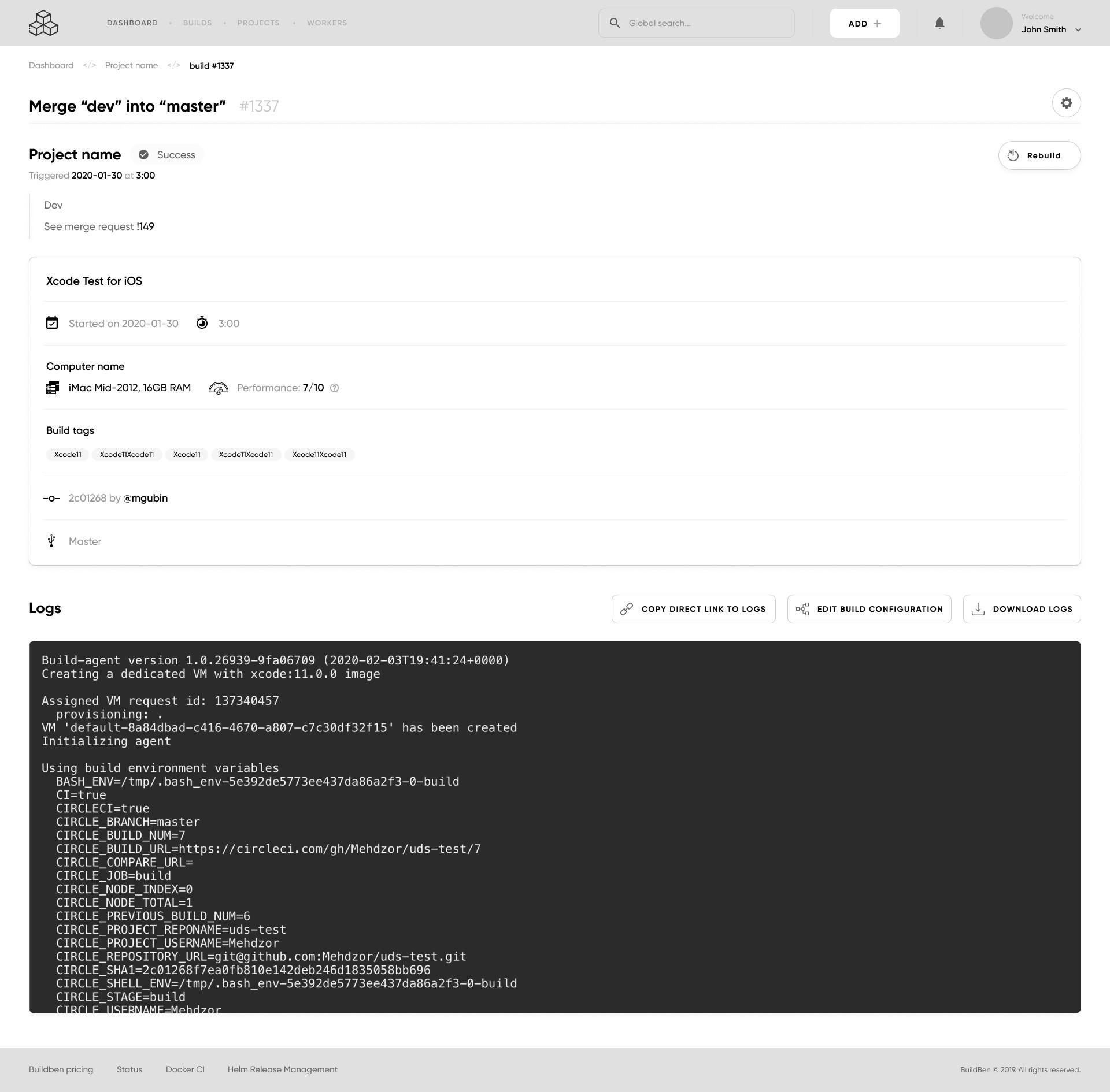 02_Build_Details_Dashboard